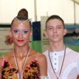 Шампиони на България по спортни танци 2013