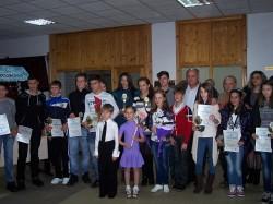 Най-добрите спортисти на Велинград за 2012